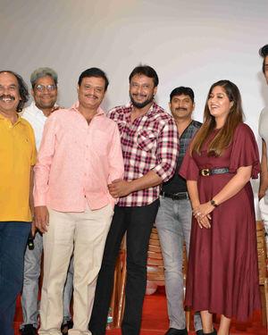 Kurukshetra Kannada Film Press Meet Photos   Picture 1672482