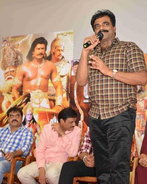 Kurukshetra Kannada Film Press Meet Photos   Picture 1672472
