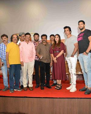 Kurukshetra Kannada Film Press Meet Photos   Picture 1672481