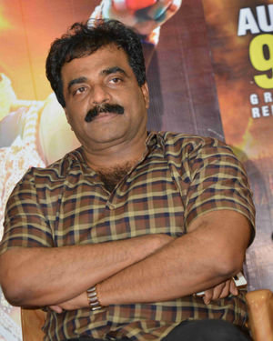 Rockline Venkatesh - Kurukshetra Kannada Film Press Meet Photos