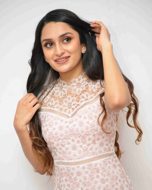 Dhanya Ramkumar - Ninna Sanihake Film Press Meet Photos