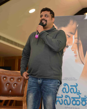 Raghu Dixit - Ninna Sanihake Film Press Meet Photos | Picture 1673163