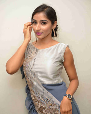 Meghashree Gowda - Shaibya Film Press Meet Photos