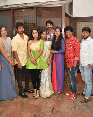 Shaibya Film Press Meet Photos