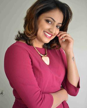Haripriya - Kannad Gothilla Film Teaser Release Photos