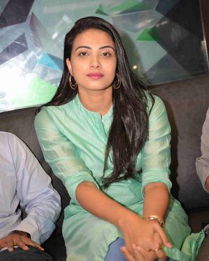 Kavya Shetty - Ravi Bopanna Film Press Meet Photos | Picture 1674417