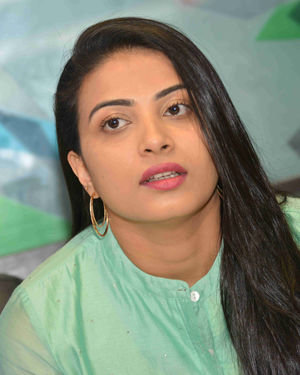 Kavya Shetty - Ravi Bopanna Film Press Meet Photos