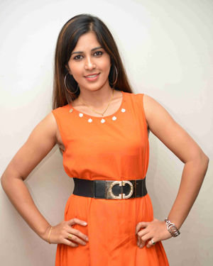 Apoorva (Modave Heroine) - Krishna Talkies Film Press Meet Photos | Picture 1678297