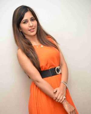 Apoorva (Modave Heroine) - Krishna Talkies Film Press Meet Photos | Picture 1678296
