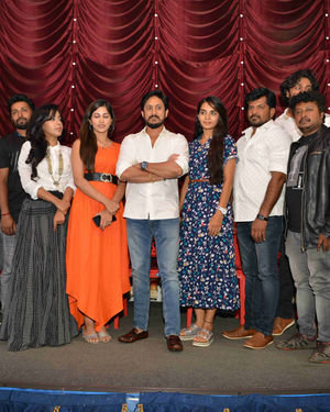 Krishna Talkies Film Press Meet Photos | Picture 1678317