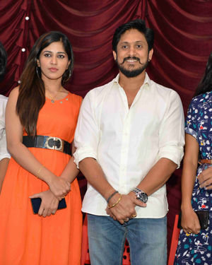 Krishna Talkies Film Press Meet Photos