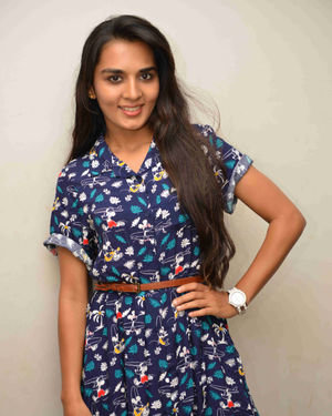 Sindhu Lokanath - Krishna Talkies Film Press Meet Photos | Picture 1678303