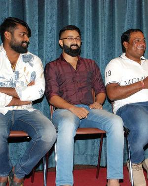 Prarambha Movie Teaser Release Event Photos