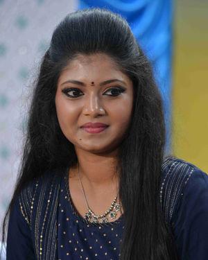 Anjana Gowda - Chi Ra Muthu Chi Sou Ratna Film Pooja And Press Meet Photos