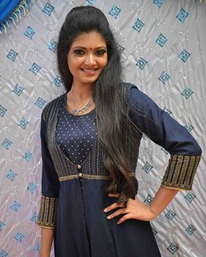 Anjana Gowda - Chi Ra Muthu Chi Sou Ratna Film Pooja And Press Meet Photos | Picture 1703481