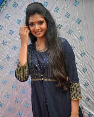 Anjana Gowda - Chi Ra Muthu Chi Sou Ratna Film Pooja And Press Meet Photos | Picture 1703495