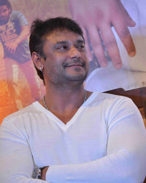 Darshan Thoogudeepa - Odeya Movie Press Meet Photos