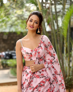 Shanvi Srivastava - Athade Srimannarayana Movie Press Meet Photos | Picture 1709191