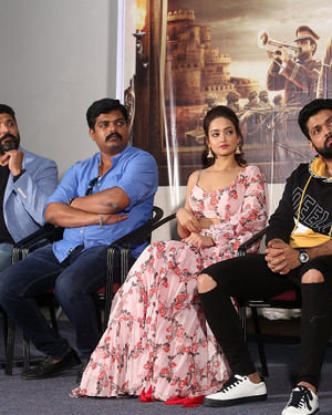 Athade Srimannarayana Movie Press Meet Photos | Picture 1709212