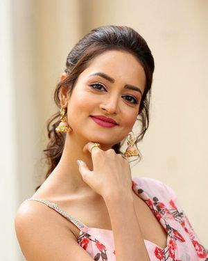 Shanvi Srivastava - Athade Srimannarayana Movie Press Meet Photos | Picture 1709178