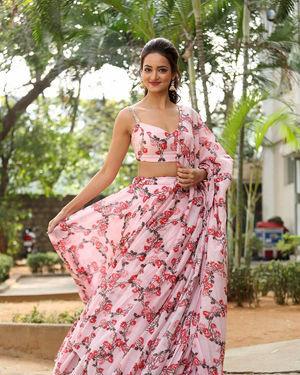 Shanvi Srivastava - Athade Srimannarayana Movie Press Meet Photos | Picture 1709189