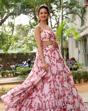Shanvi Srivastava - Athade Srimannarayana Movie Press Meet Photos | Picture 1709188