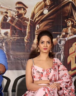 Athade Srimannarayana Movie Press Meet Photos | Picture 1709204