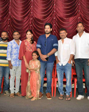 Gentleman Kannada Film Teaser Release Photos