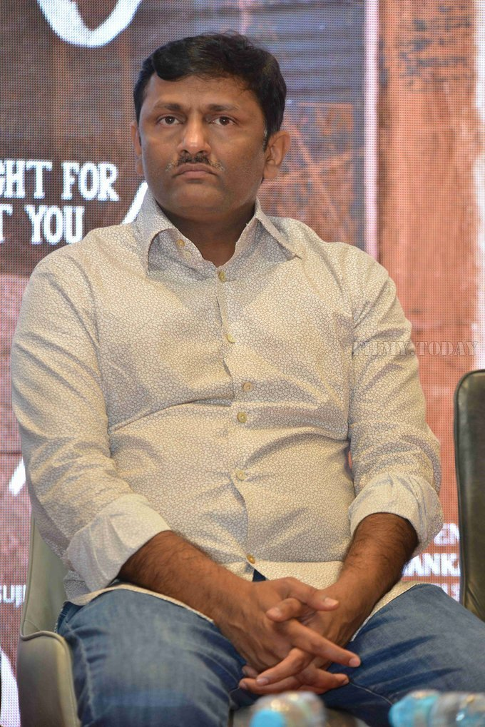 Naveen Yerneni - Dear Comrade Kannada Film Press Meet Photos   Picture 1663618