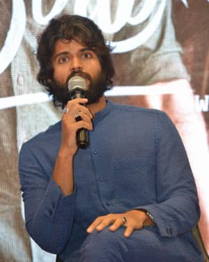 Vijay Devarakonda - Dear Comrade Kannada Film Press Meet Photos