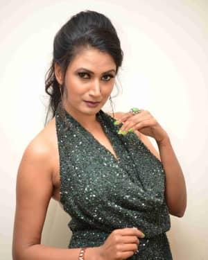 Samhita Vinya - Vishnu Circle Kannada Film Audio Release Photos