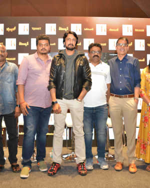 Pailwaan - Pailwaan Film Press Meet Photos