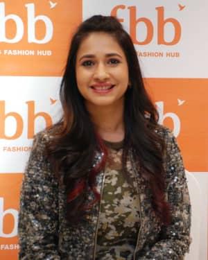 Manvitha Harish At Fbb Store Opening Photos