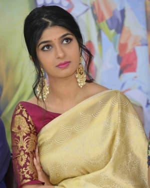 Aditi Prabhudeva - Sinnga Film Success Meet Photos