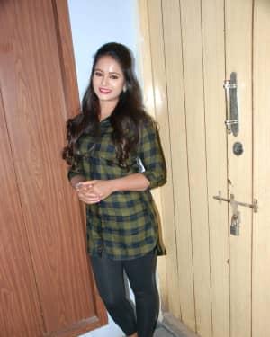 Duniya Rashmi - Aatakuntu Lekkakilla Film Trailer Release Photos | Picture 1670700