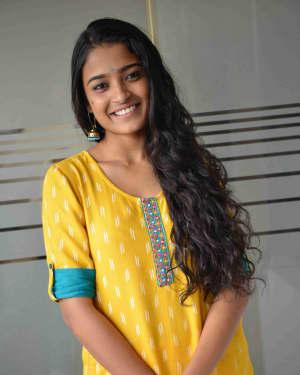 Chaithra J Achar - Mahira Film Success Meet Photos