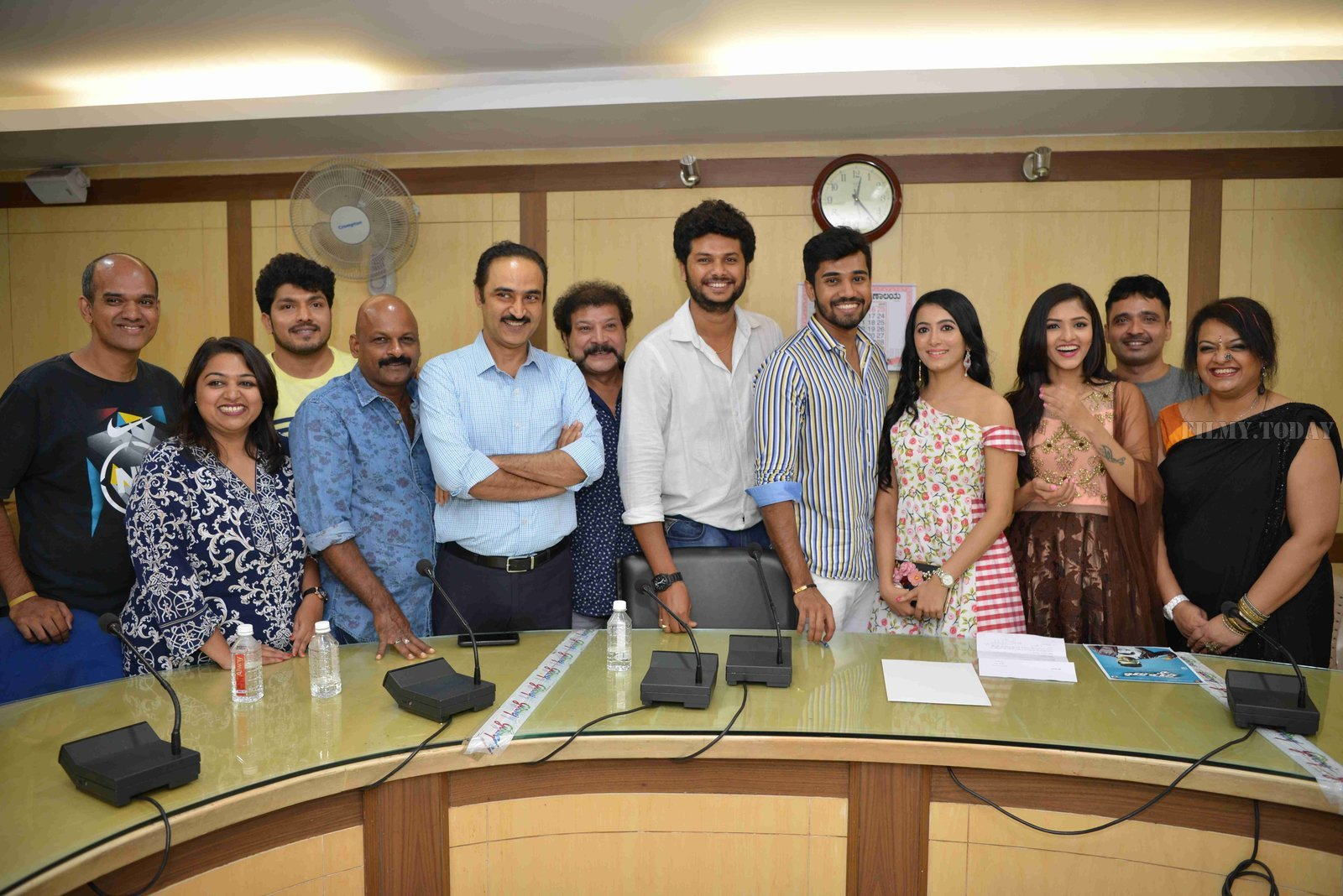 Fan Kannada Film Poster Release And Press Meet Photos | Picture 1653285