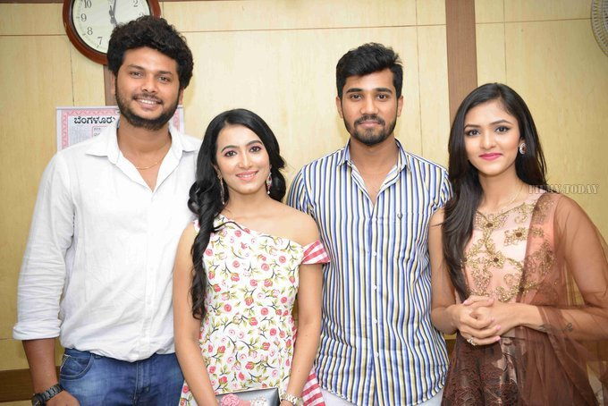 Fan Kannada Film Poster Release And Press Meet Photos | Picture 1653279