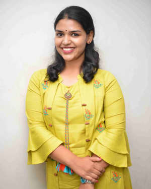 Teju Belawadi - Gantumoote Movie Press Meet Photos | Picture 1653494