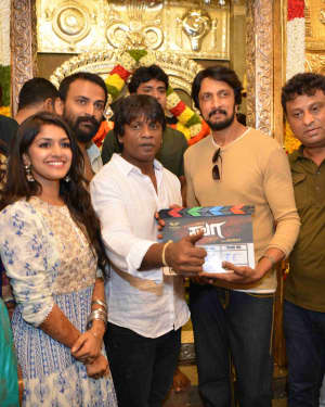 Salaga Film Pooja And Press Meet Photos