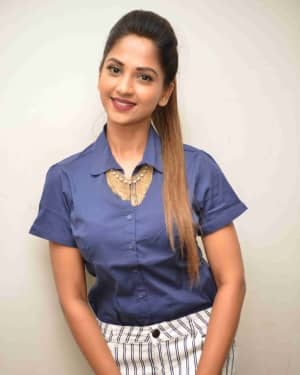 Neha Patil - Neuron Kannada Film Press Meet Photos | Picture 1654379