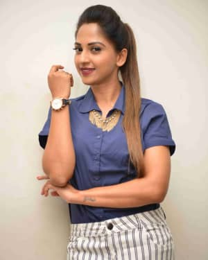 Neha Patil - Neuron Kannada Film Press Meet Photos | Picture 1654381