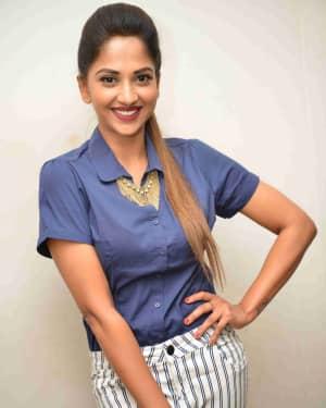 Neha Patil - Neuron Kannada Film Press Meet Photos | Picture 1654371