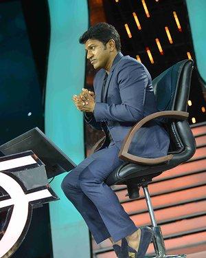 Puneeth Rajkumar - Kannada Kotyadhipati 2019 Reality Show Press Meet Photos | Picture 1655223