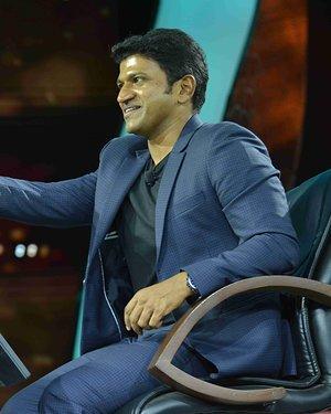Puneeth Rajkumar - Kannada Kotyadhipati 2019 Reality Show Press Meet Photos | Picture 1655220