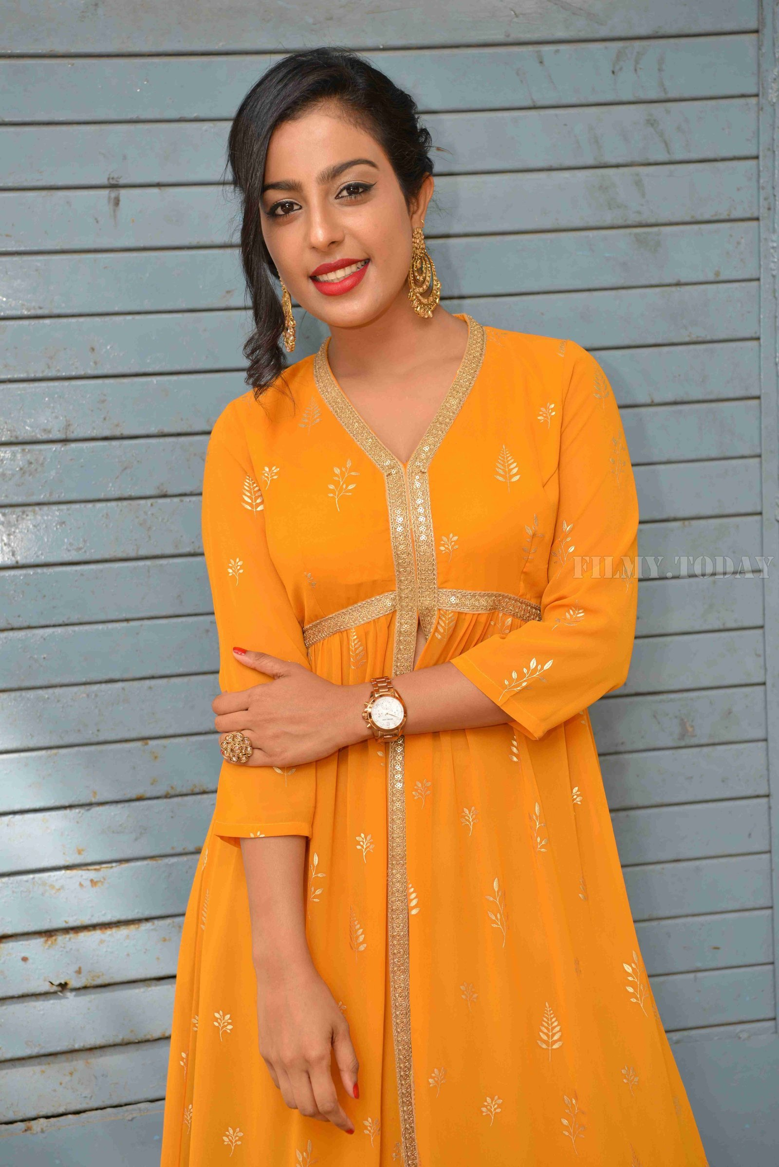 Shilpa Shetty (Kannada Actress) - 100 Kannada Film Pooja And Press Meet Photos | Picture 1655324