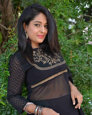 Amita Ranganath - 100 Kannada Film Pooja And Press Meet Photos | Picture 1655322