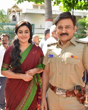 100 Kannada Film Pooja And Press Meet Photos | Picture 1655329