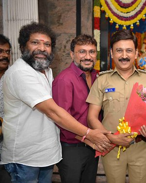100 Kannada Film Pooja And Press Meet Photos | Picture 1655345