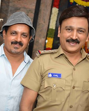 100 Kannada Film Pooja And Press Meet Photos | Picture 1655347